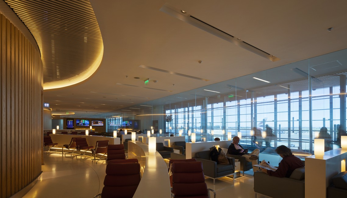 Vip lounge for iberia american airlines ezeiza for Sofas buenos madrid